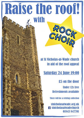 Rock Choir poster